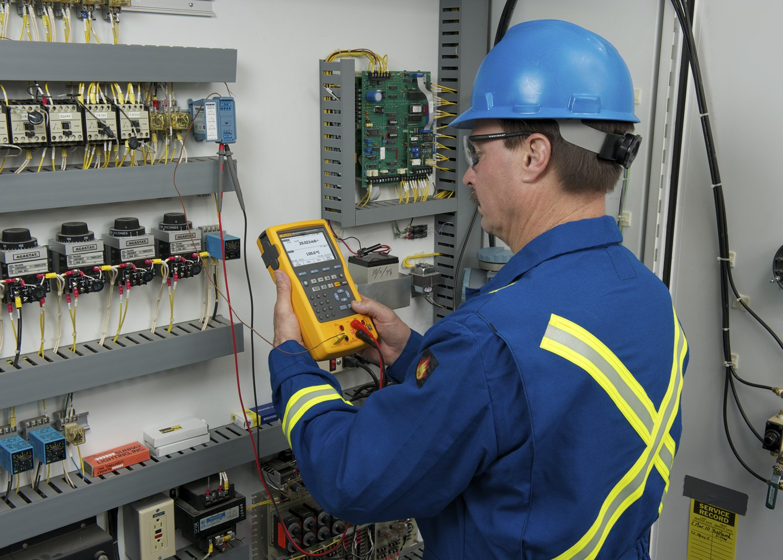Power On The Fluke 754 Calibrator Press The Hart Key Followed By