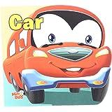Car: Cutout Board Book