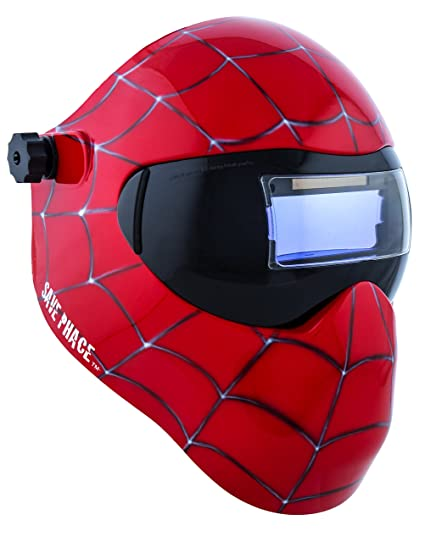 Save Phace 3012336 Gen Y Series Spiderman ADF Welding Helmet