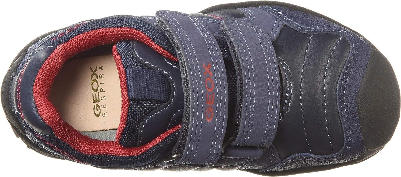 Geox J New Savage Boy a Low-Top Sneakers