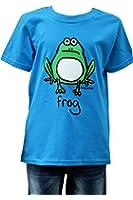 Kids frog blue T.shirt