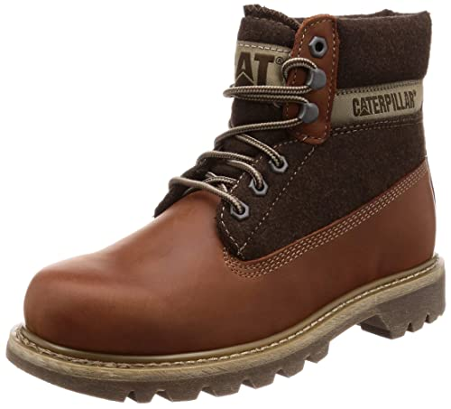 4f8ac8c3ff465 Caterpillar Men's Colorado Honey Boots: Amazon.co.uk: Clothing