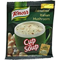 Knorr International Italian Soup - Mushroom, 10g Pouch