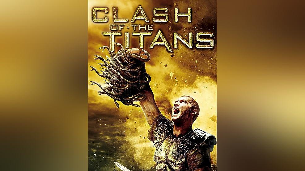 Clash of the Titans (2010) with Bonus Content