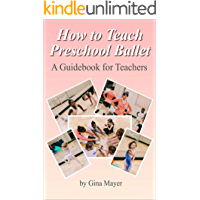 How to Teach Preschool Ballet: A Guidebook for Teachers book cover