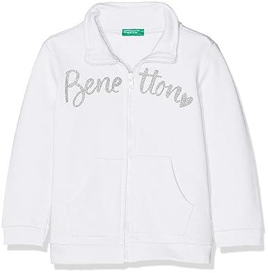 United Colors of Benetton Jacket, Abrigo para Niñas: Amazon.es: Ropa y accesorios