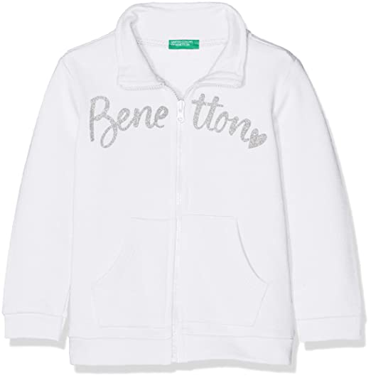 United Colors of Benetton Jacket, Abrigo para Niñas: Amazon.es: Ropa y accesorios