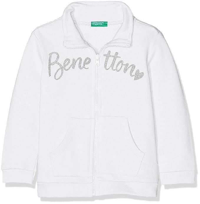 United Colors of Benetton Jacket Abrigo para Niñas: Amazon.es: Ropa y accesorios