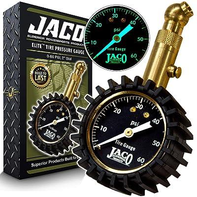 JACO Elite Tire Pressure Gauge