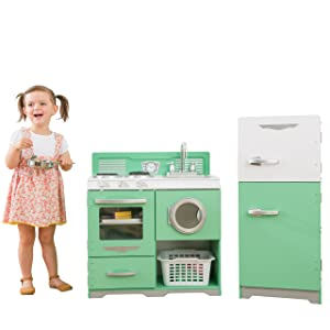 Homestyle 2-Piece Play Kitchen by KidKraft
