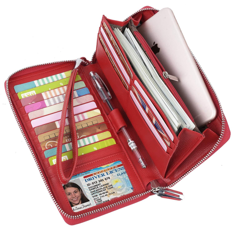 YALUXE Women's RFID...
