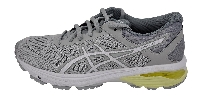 ASICS Women's B071VVRRFG GT-1000 6 Running Shoe B071VVRRFG Women's 10 B(M) US|Grey/White/Grey dd05bd
