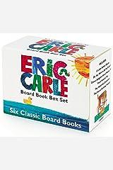 Eric Carle Six Classic Board Books Box Set (World of Eric Carle) Paperback