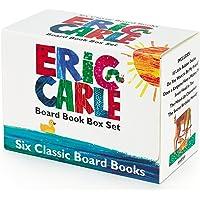 Eric Carle Six Classic Board Books Box Set
