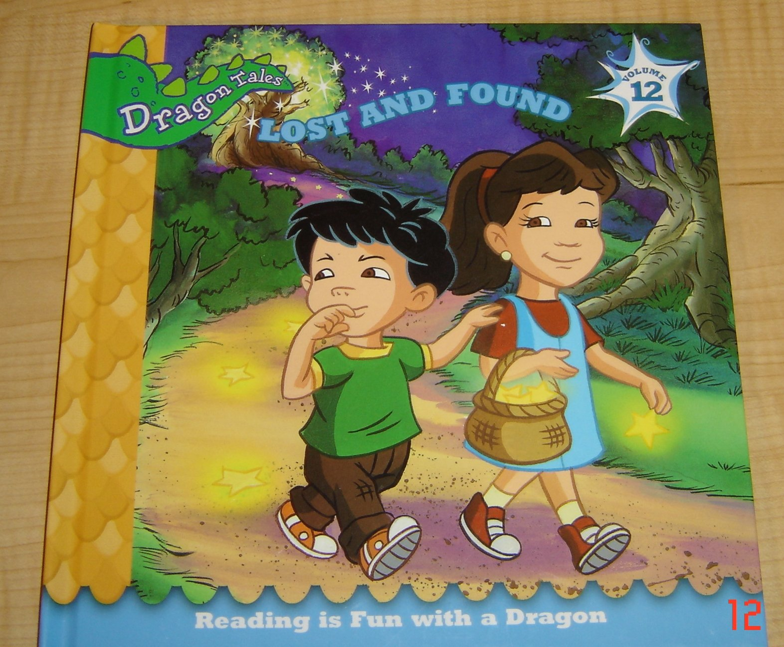 Lost and Found (Dragon Tales,Reading is Fun with a Dragon, Volume 12) pdf epub