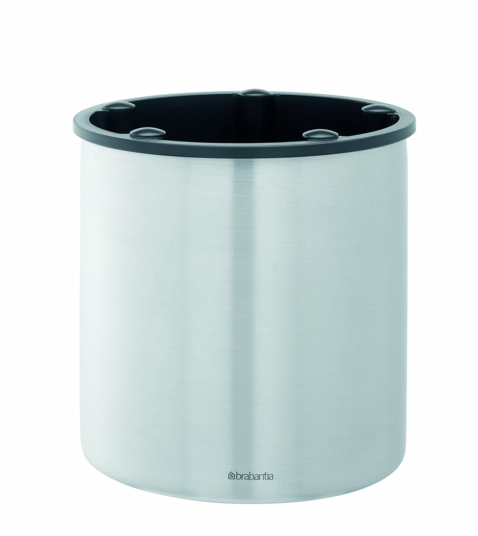 Brabantia Gadget Organiser Kitchen Utensil Holder - Matt Steel 313066