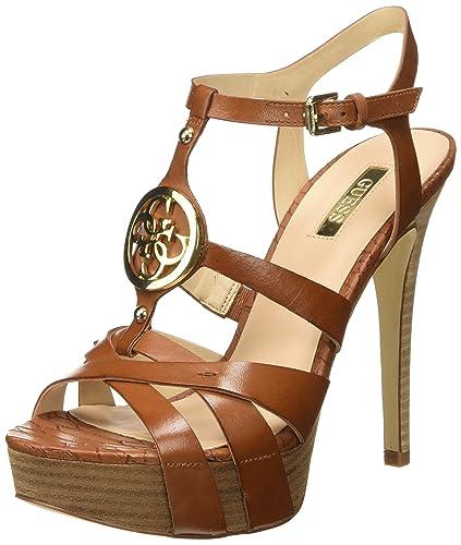 Womens Lea03 T-Bar Heels Guess Outlet Cheap Authentic Fashionable Online Cheap Sale Cheap Clearance Sale Online LOGg1X