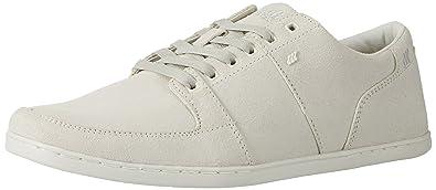 Boxfresh Herren Spencer UG WXD SDE Off WHT/OLV Grn Sneaker