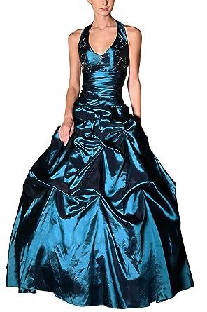 Romantic-Fashion Damen Ballkleid Abendkleid Brautkleid Lang Modell ...