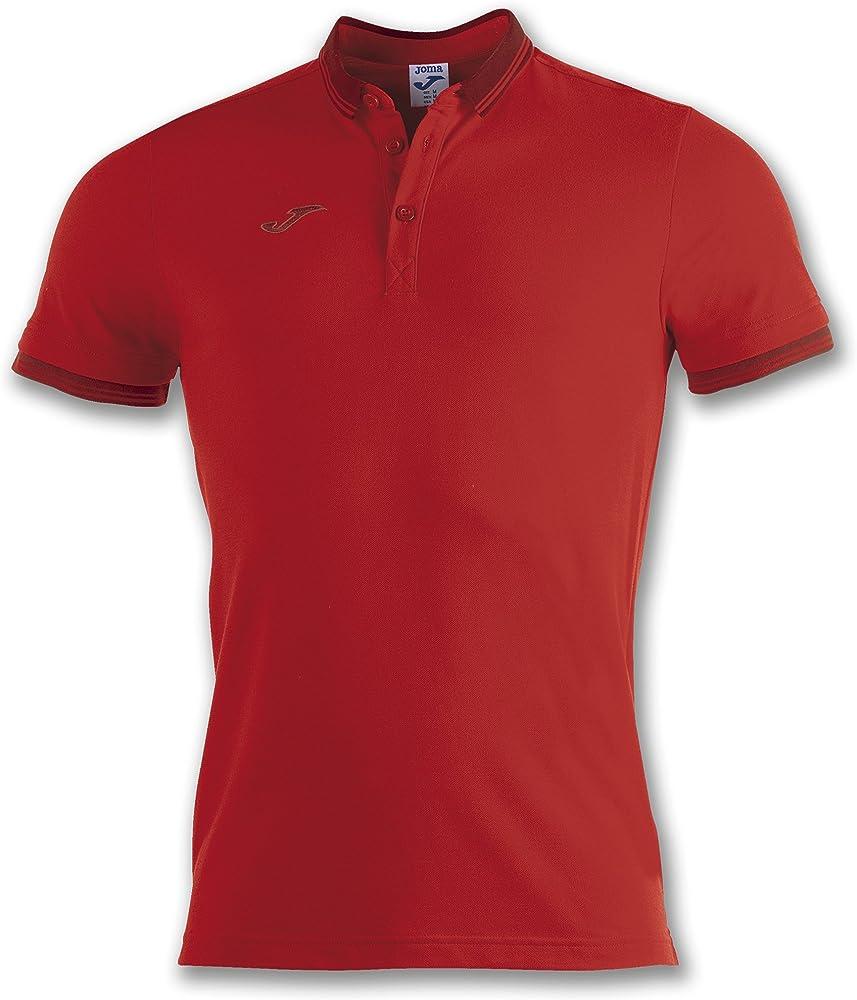 Joma Bali II Polo, Hombre, Rojo, 2XS: Amazon.es: Ropa y accesorios