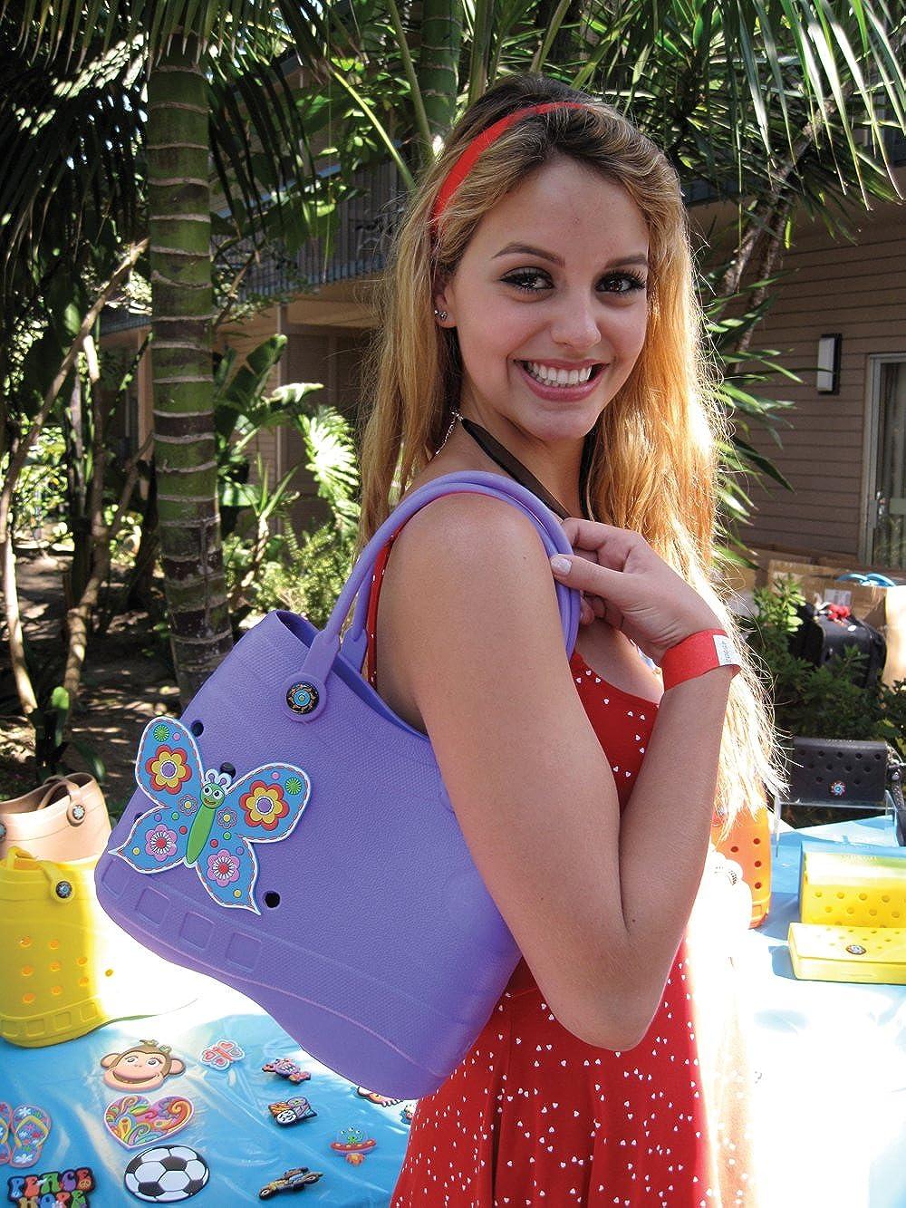 Durable Hand Bag Optari Sol Tote Comfortable Lightweight Girl/'s or Mom Purse Beach Bag