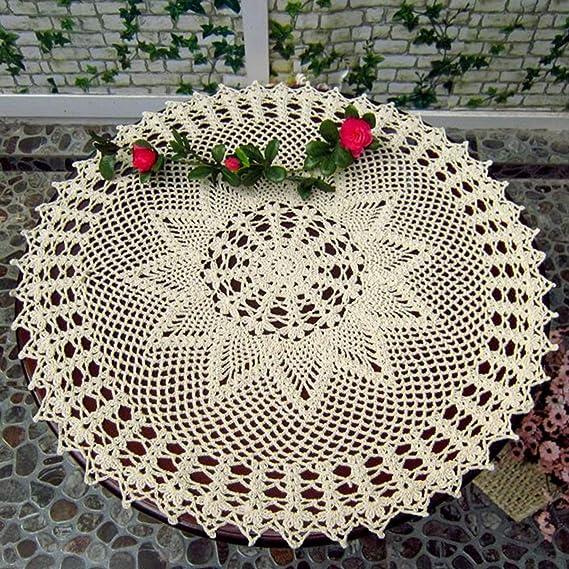 Genuine Burano Hand Crochet Lace DOILIES L/'Artigiana