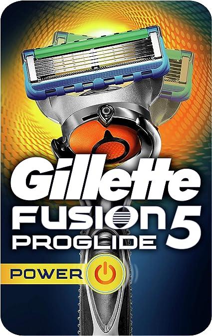 Gillette Fusion5 ProGlide - Maquinilla Power, con Tecnología ...