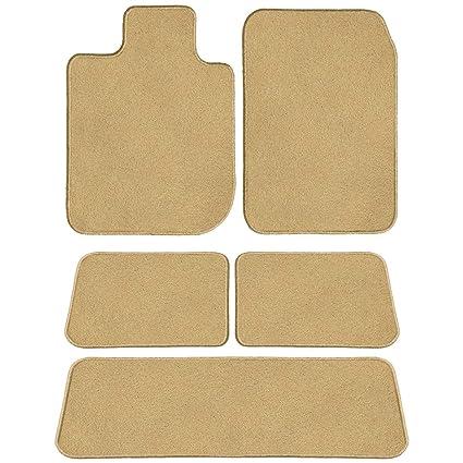 2544e285544 Amazon.com  GG Bailey D3674A-LSB-BGE Three Row Set Custom Fit Floor ...