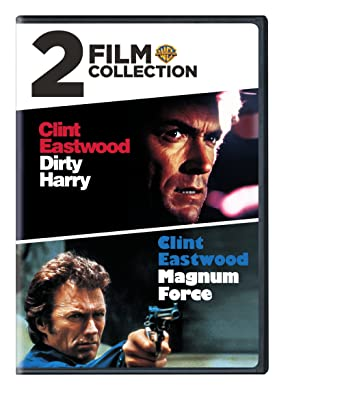 Dirty Harry Magnum Force 2pk