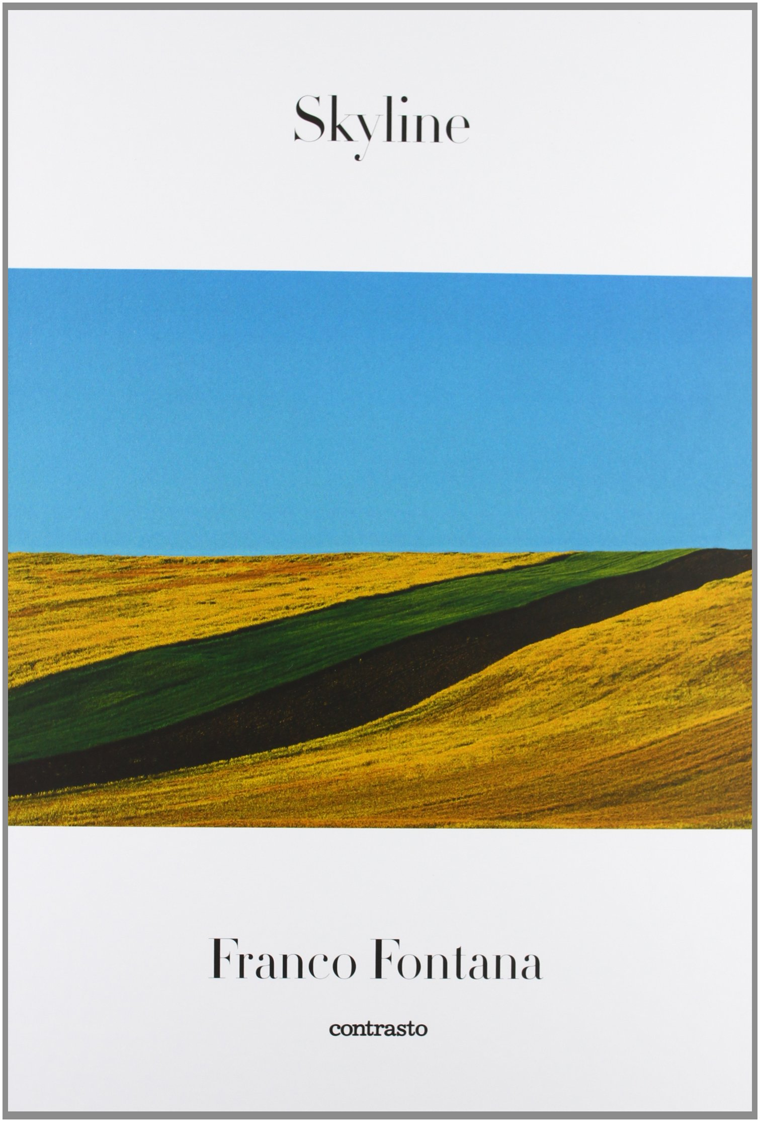 Skyline. Ediz. illustrata Copertina rigida – 21 nov 2013 Franco Fontana Contrasto 8869654893 Altra illustrata
