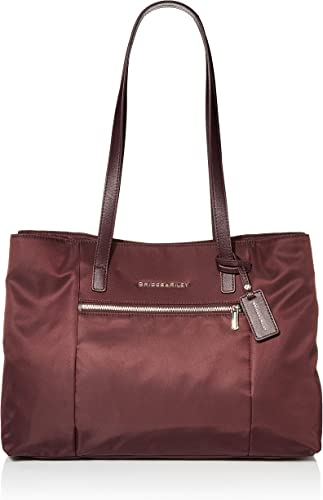 Briggs Riley Rhapsody-Essential Tote Bag, Plum, One Size