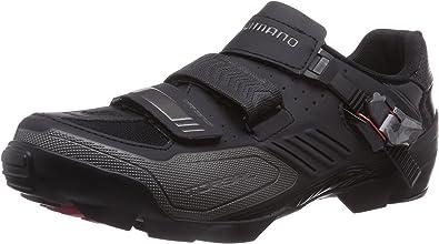 SHIMANO SH-M163 Zapatillas de Ciclismo de Carretera, Unisex Adulto ...
