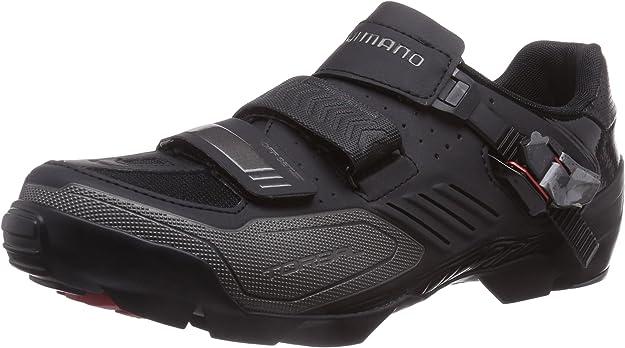 Shimano SH-M163 - Zapatillas de ciclismo Unisex adulto, Schwarz, 40: Amazon.es: Zapatos y complementos