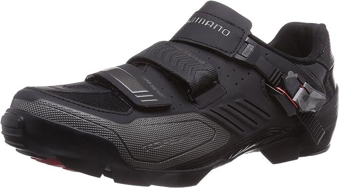 Shimano SH-M163 - Zapatillas de ciclismo Unisex adulto, Schwarz ...