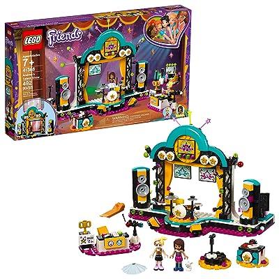 LEGO Friends Andrea's talent Show 41368 Building Kit (429 Pieces): Toys & Games