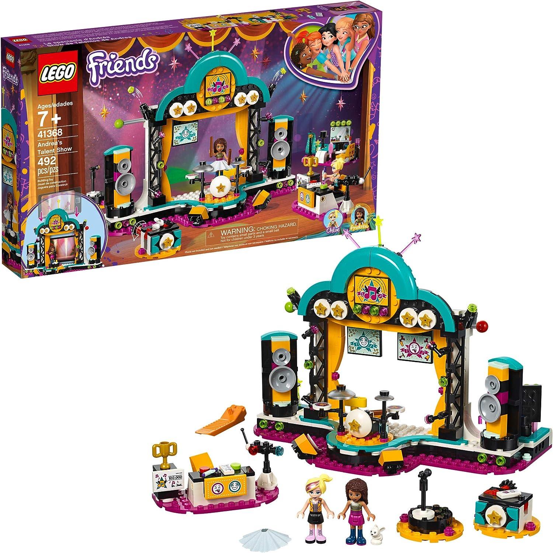 LEGO Friends Andrea's talent Show 41368 Building Kit (429 Pieces)