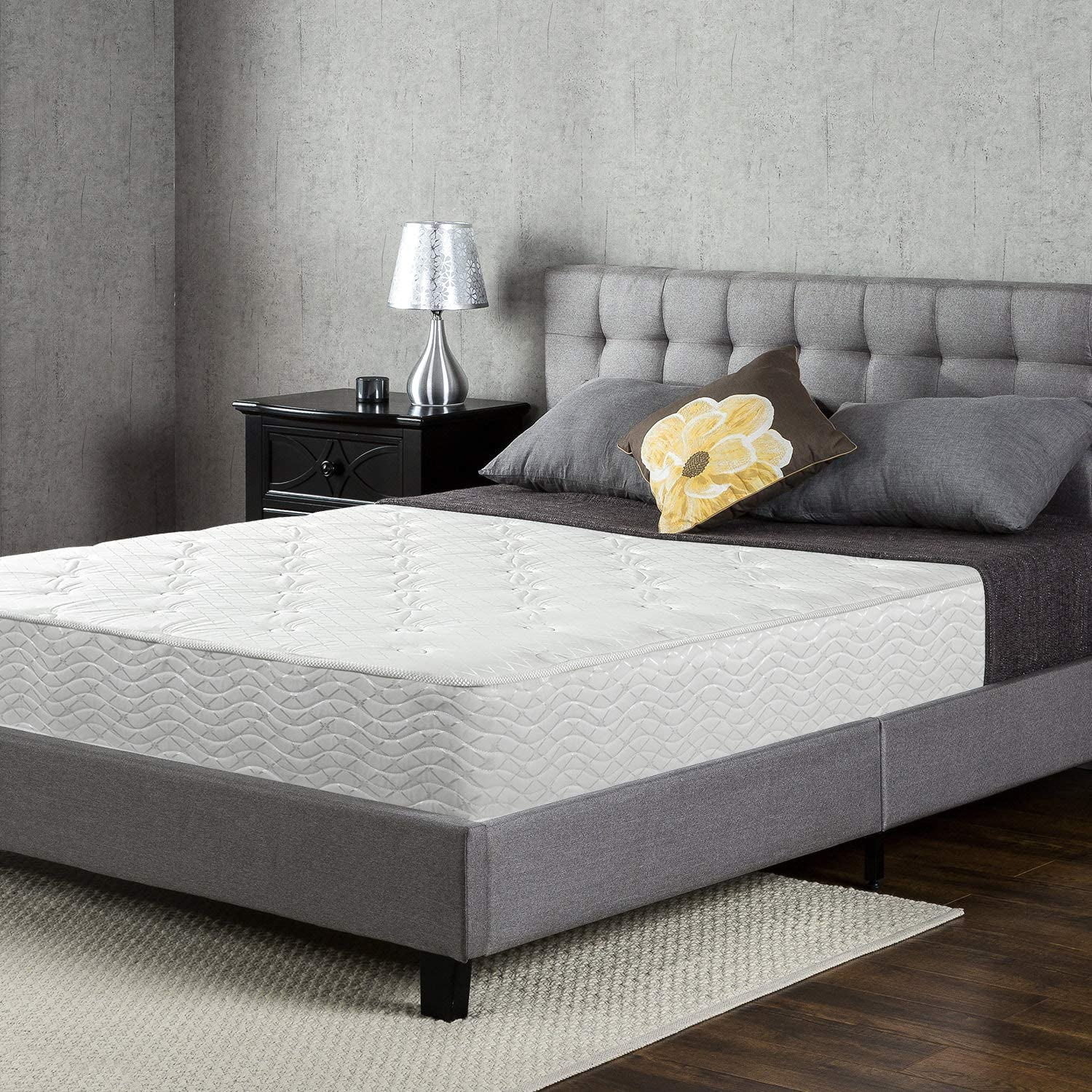 Sleep Revolution 10 iCoil Mattress, Twin
