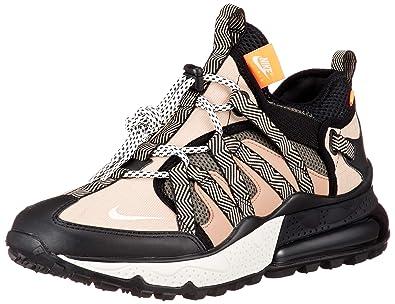 outlet store 4dc29 e7792 Image Unavailable. Nike Men s Air Max 270 Bowfin, Black Phantom-Desert-Cone  ...