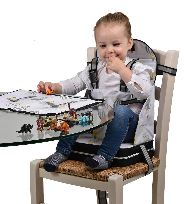 Baby Polar Gear Go Anywhere 5-Punkt-Gurtsitz-Set mit Platzmatte
