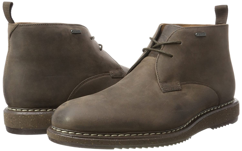 Clarks Herren Stiefel Kenleymid GTX Klassische Stiefel Herren Braun (Brown Oily) 6efa1c