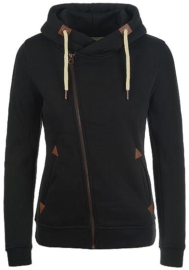 Desires Vicky Zip-Hood Women s Zip Up Hoodie Sweater Hooded Jacket with Hood  with Fleece 5fe746d4cd53