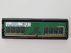 SAMSUNG 8GB DDR4 PC4-21300 2666MHz 288 PIN UDIMM 1.2V CL 19 Desktop ram Memory Module M378A1K43DB2-CTD