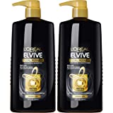L'Oreal Paris Elvive Total Repair 5 Repairing Shampoo and Conditioner for Damaged Hair, Shampoo and Conditioner Set with Prot