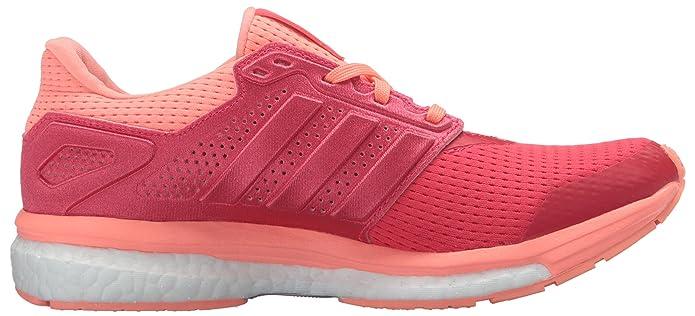cheaper 3662e ddbb6 Amazon.com   adidas Performance Women s Supernova Glide 8 W Running Shoe    Road Running