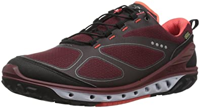 94c697adb808 ECCO Women s Biom Venture Gore-Tex Hiking Shoe Black Port Coral Blush 36