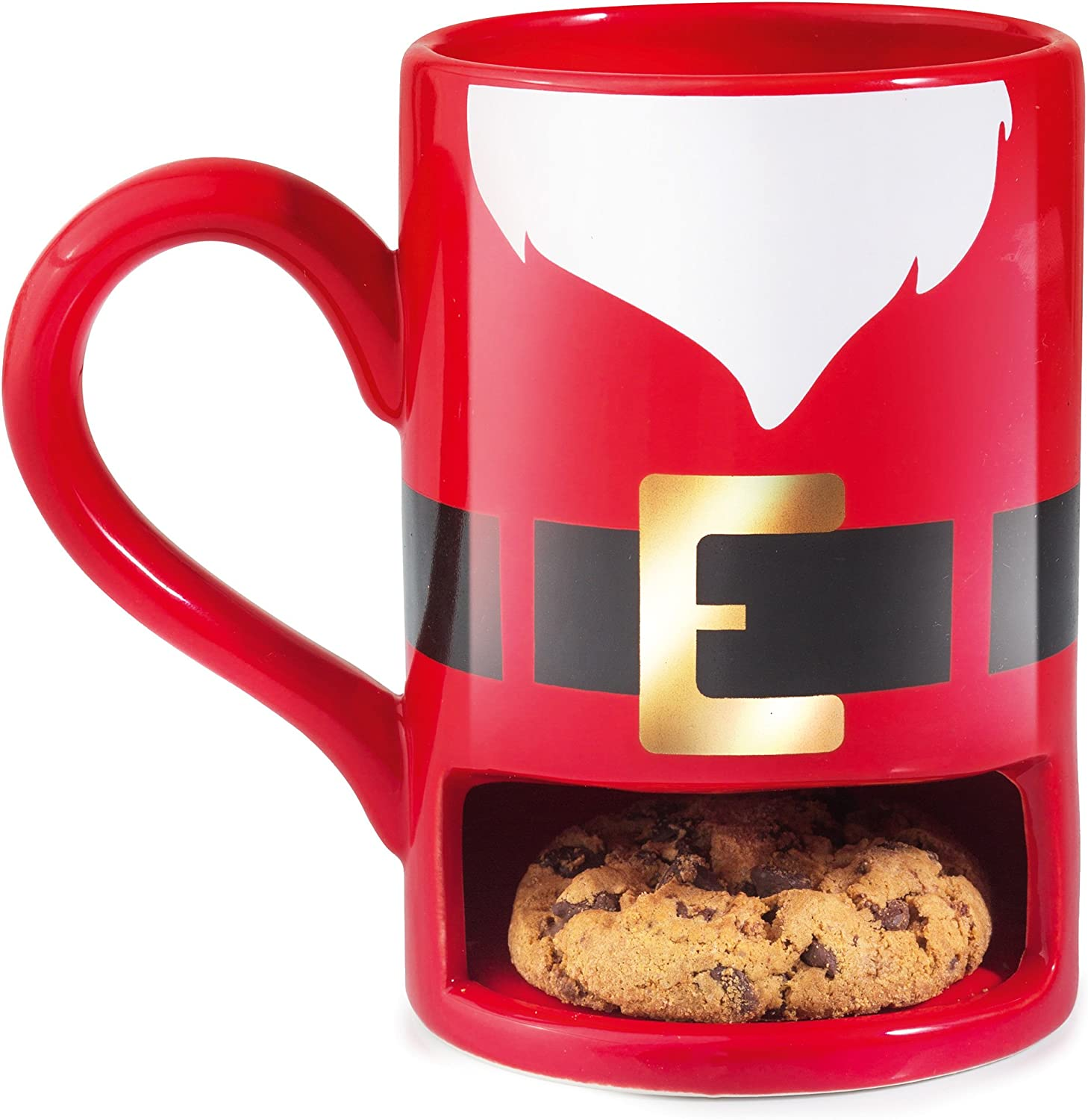 Donkey Products 210330 Holy Mug Biscuit Mug, Biscuit