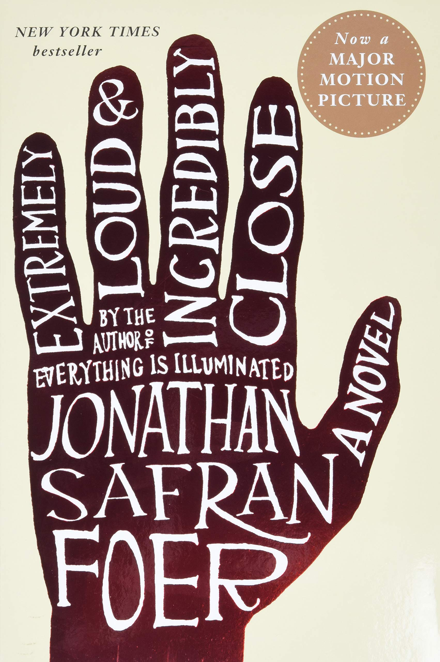 Extremely Loud and Incredibly Close by Jonathan Safran Foer - Book for teens