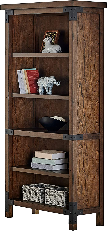 Martin Furniture OPEN BOOKCASE, Brown