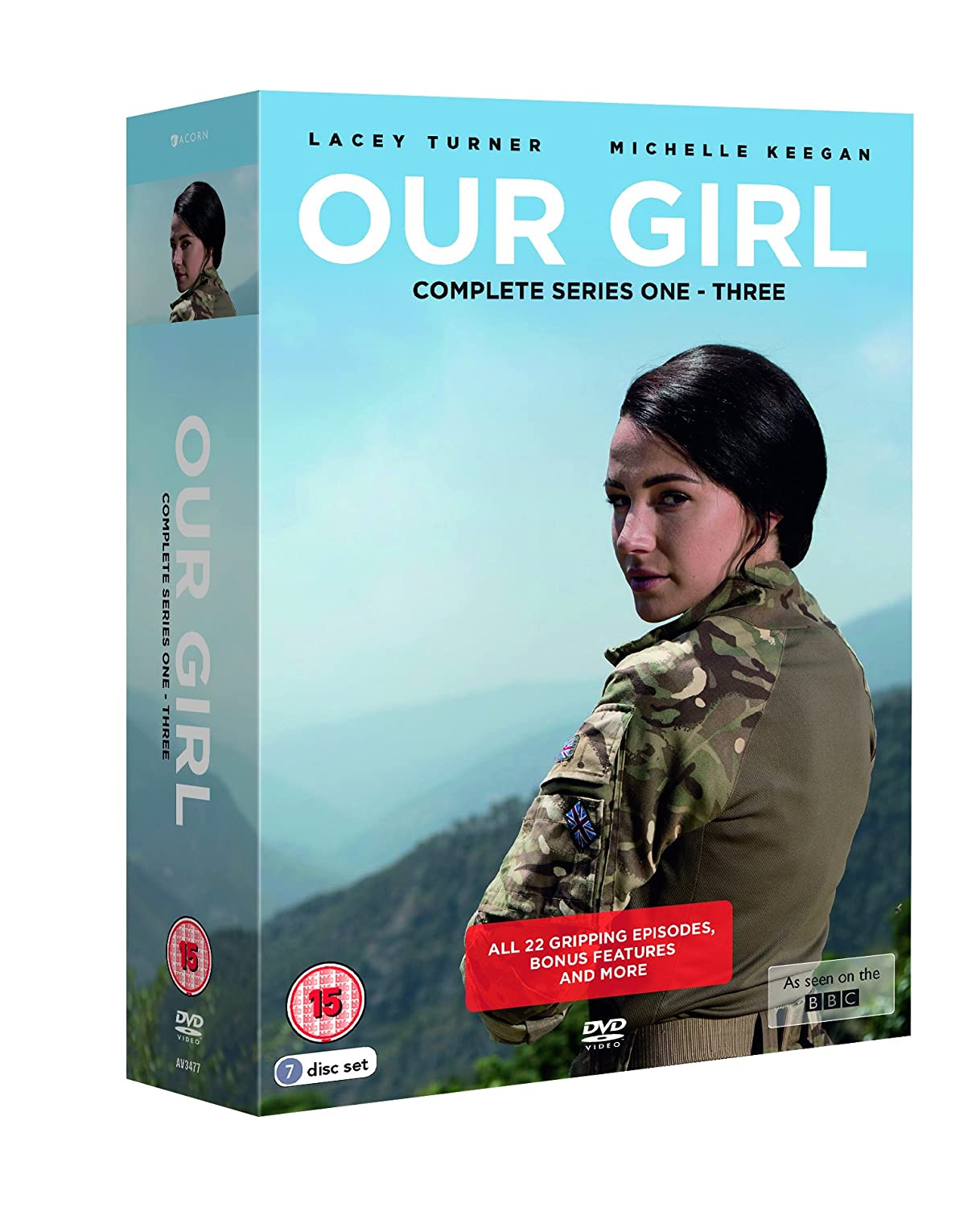 Our Girl: Complete Series 1-3