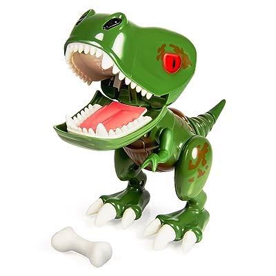 Zoomer Chomplingz – Z-Rex Interactive Dinosaur: Toys & Games